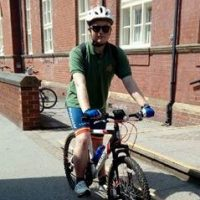 Liam's Sponsored Bike Ride