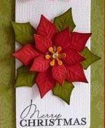Poinsettia Card 3